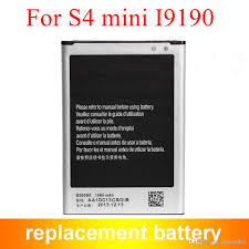 aaaa s4 mini battery i9190 battery for samsung galaxy s4 mini