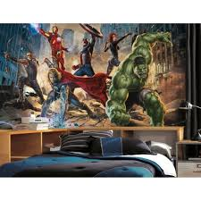 avengers chair rail prepasted wall art mural 6 x 10 5 avengers avengers chair rail prepasted wall art mural 6 x 10 5 avengers wall decor awesome