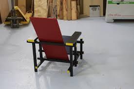 chaise rietveld la chaise et bleue de rietveld