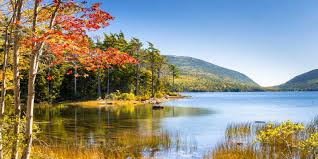 fall foliage england canada
