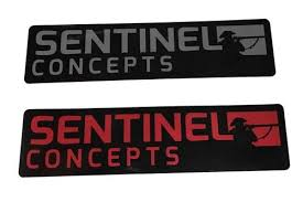 sentinel elite help desk sentinel concepts elite stickers 6 wide tuff products