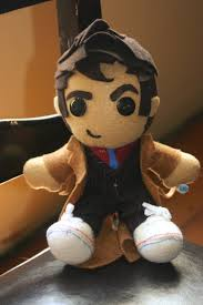 doctor who tenth doctor plush doll customizable 160 00 via