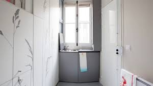 8 Square Meters by Tiny Apartment In Paris 8sqm Only On Vimeo