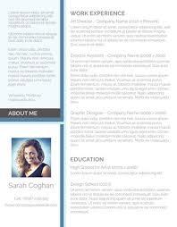 recruiter resume samples cv format for freshers students