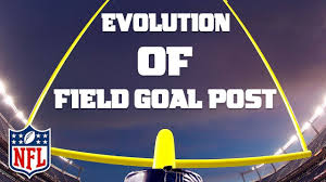 evolution of the field goal post football u0027s underrated icon nfl