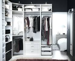 Closetmaid Systems Wardrobes Closetmaid Fixed Mount Closet Organizer Kit Wardrobe
