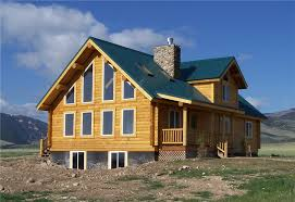 daylight basement homes log home plans with daylight basement home plan