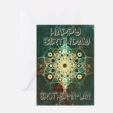 Brother Design Cards Brother Law Birthday Greeting Cards Thank You Cards And Custom
