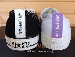 wedding shoes converse wedding converse custom converse ltd