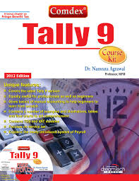 buy comdex tally 9 course kit book online at low prices in india
