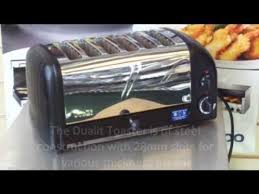 Dualit Stainless Steel Toaster Dualit 6 Slice Manual Pop Up Toaster 208 Volt Get 2nd Toaster For