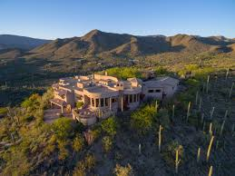 Luxury Homes For Sale In Sedona Az by Private Mountaintop Mansion For Sale In Cave Creek Az Sold