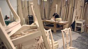 Wood Furniture Manufacturers In India Manufacturing Of Luxury Classic Furniture Youtube