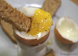 egg boiled how to soft boil eggs the reluctant gourmet