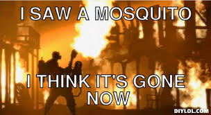 Pyro Meme - pyro burns town meme generator diy lol mosquito humor