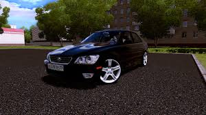 lexus altezza is300 city car driving topic lexus is300 1 5 1 1 1