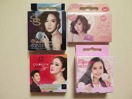 Make Up Di Bangkok the blackmentos box special make up haul from