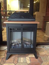 electric outdoor fireplace with heat wpyninfo