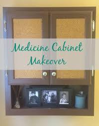 real u0027s realm medicine cabinet makeover