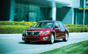 2013 nissan altima 2 5 sl test u2013 review u2013 car and driver