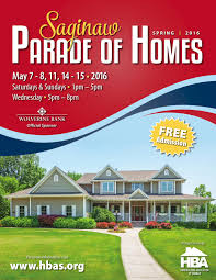 Wildfire Credit Union Loan Rates by Saginaw Spring Parade Homes 2016 By Brent Fitzpatrick Issuu