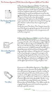 sample non disclosure agreement form template startup legal