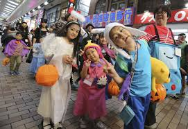 yoshi costume spirit halloween no tricks halloween all the rage in japan as costume play
