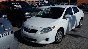 2010 toyota corolla le 4dr sedan 4a in louisville ky 4th street auto