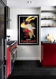 add a little fire to your design with the colour red