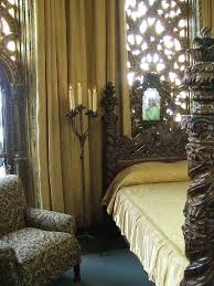 real old world interior design hearst castle california old