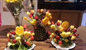 edible floral arrangements jewelry designer interrupted to make edible floral arrangements