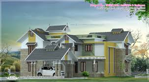 Different House Designs 4 Different Style India House Elevations Kerala Home 6 Different