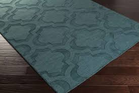 Teal Area Rug Weavers Central Park Kate Awhp4010 Teal Area Rug