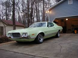 Ford Gran Torino Price This 1972 Ford Gran Torino Is The First Car I Paid For Myself