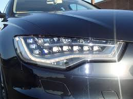audi a6 headlights led headlights retrofit