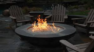 Firepit Gas Gas Outdoor Pit Canada Fireplace Table Lp Tabletop