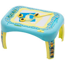 activity desk for minions activity desk with scribbler the entertainer the entertainer