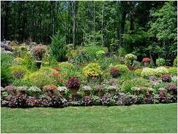 sloped backyard landscape design and functional steep backyard u