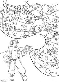 treasure planet awesome projects treasure planet coloring pages