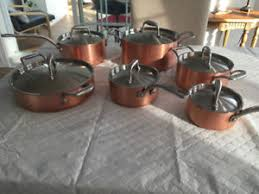batterie de cuisine en cuivre a vendre batterie cuisine cuivre kijiji à ville de québec acheter et
