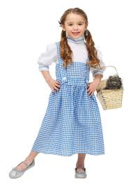 Halloween Costumes Kid Girls Kansas Toddler Dress