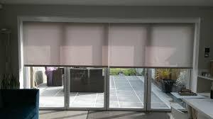 patio door roller blinds image collections glass door interior