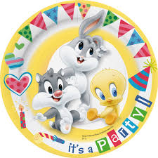 baby looney tunes foveroparty