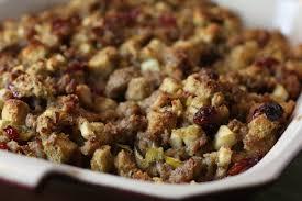thanksgiving sausage dressing thanksgiving menu ideas the gourmand mom