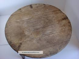 primitive typical balkans low round dining table primitives photo