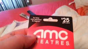 where can i buy amc gift cards unboxing amc gift card 25