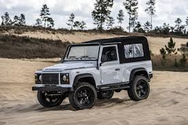 custom land rover defender meet the brand turning old land rovers into masterpieces