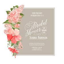 bridal shower cards bridal shower card stock vector illustration of pink 51952370