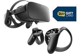 best buy black friday deals ps3 oculus bundle rift headset touch controllers 150 best buy gc