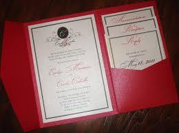 Wedding Invitations With Pockets Pocketfold Wedding Invitations Pocketfold Wedding Invitations To